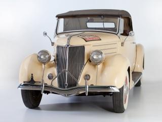 FORD V8 ROADSTAR DELUXE 1936