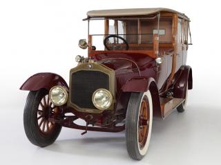 DE DION BOUTON 1913