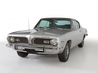 PLYMOUTH-Barracuda-1969