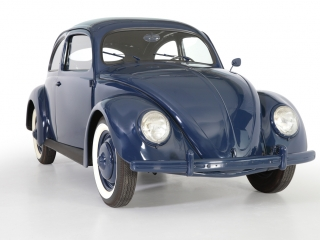 VOLKSWAGEN-1200 – 1947