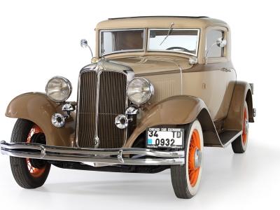 CHREYSLER C16 COUPE 1932