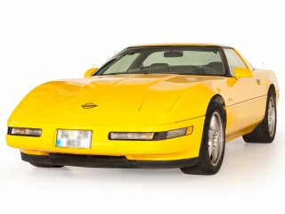 CHEVROLET CORVETTE ZR-1 1995