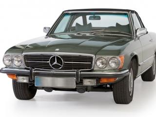 MERCEDES-SL450-1974