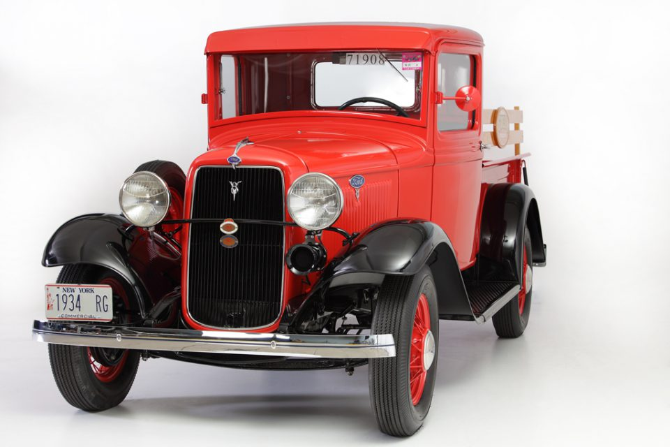 FORD PICKUP 1934