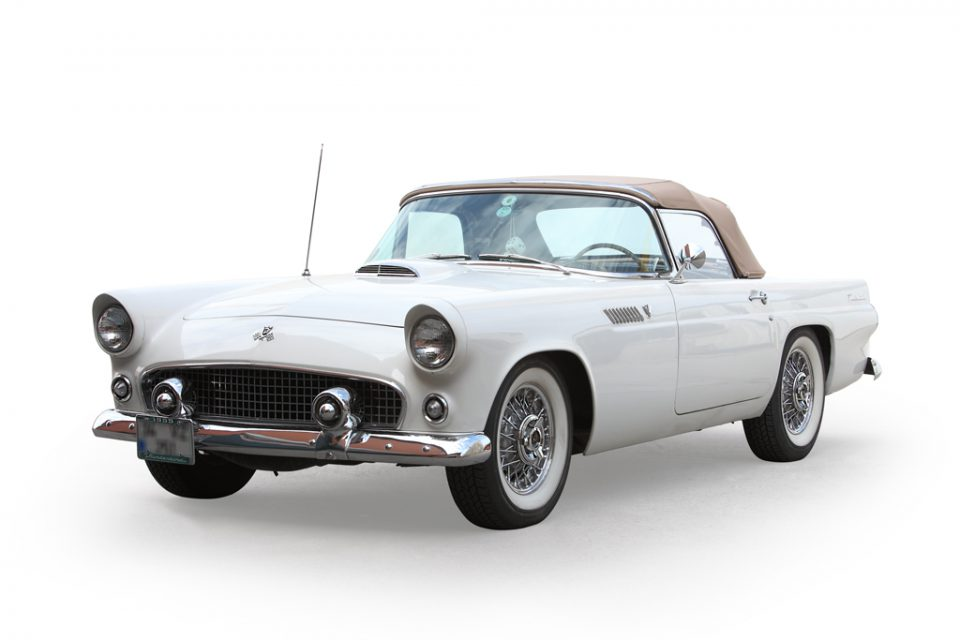 FORD-Thunderbird-1955